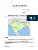 Inter-linking of Indian Rivers Paper
