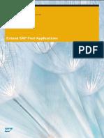 Extend SAP Fiori Applications