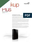 Backup Plus Desk Data Sheet
