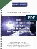 Memoire Gonin 1998