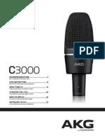 c3000 Manual
