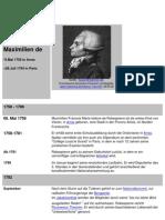 Biographie Von Robes Pierre