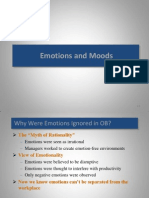 Emotion and Mood