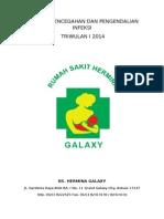 Cover Laporan Pencegahan Dan Pengendalian Infeksi