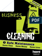 Safe Maintenance Cleaners