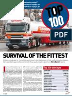 Motor Transport Top 100 2008