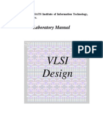VLSI Design Advanced Lab Manual