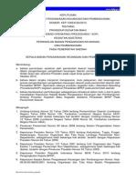 PeraturanKeputusan Kepala BPKP Tahun 2010 KEP 1265 2010