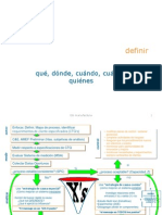 011selección y Definición de Proyectos