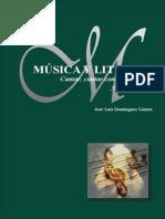 Domínguez, J. L. - Música y Liturgia