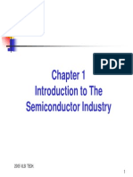 Chapter 1-Introduction to the Semiconductor Industry-NEW