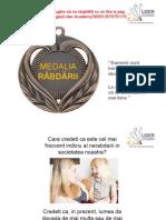 Medalia raddarii