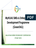 MyHIJAU SME & Entrepreneur Development Programme_Briefing Session(9