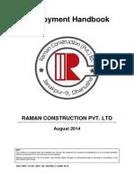 Raman Employee Handbook