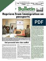 Friday Bulletin 592...