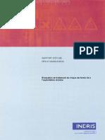 Evaluation et traitement du risque de fontis lié a l'exploitation minière_INERIS