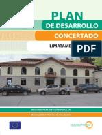 Plan de Desarrollo Concertadolimatambo[1]