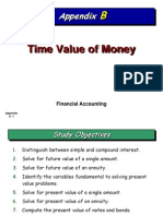 AppB - Time Value of Money (With Ch. 10)