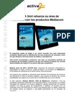 ACTIVA 2mil y Mediacom