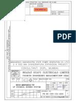 Design Memorandum for Lp Chemcial Dosing System (Rev-1)
