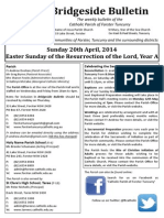 2014-04-20 - Easter Sunday A