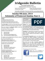 2014-06-08 - Pentecost A