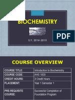 0 biochem orientation