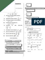 Teoría de Exponentes -Pre 2014 II
