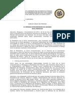Comunicado de Prensa Corte Interamericana