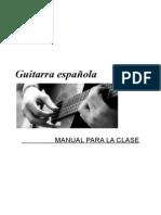 Libro Guitarra Española