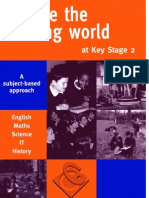 Explore the Working World at Key Stage 2.  Booklet of ideas.