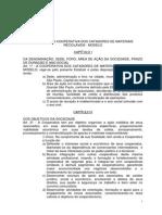 Estatuto Cooperativa Modelo