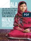Malala by Malala Yousafzai and Patricia McCormick Extract