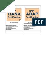 SAP Certification-Master File