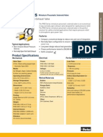 PND Valve Datasheet
