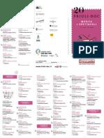 Friuli Doc gli spettacoli