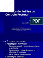 Controle Postural