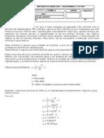 Lista de Exerc Agro 2 Taxa Nominal e Efetiva - Ifma