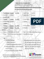 Brosur Biaya Training / Kursus Autodesk Inventor, SolidWorks, AutoCAD (September 2014 - UMUM)