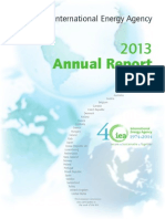 IEA 2013 Annual Report