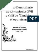 Escrito domiciliario con los capítulos XVII y XVIII de Cándido o el optimismo.docx