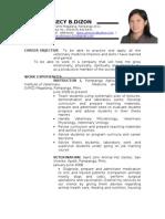 Edited Resume