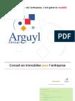 ARGUYL  Plaquette