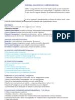 Resumão da matéria do 2 semestre de Psicologia Comportamental Uniban