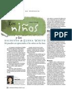 Los Niños y Los Escritos de Elena White - Cindy Tutsch