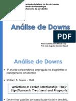 Seminário Análise de Downs