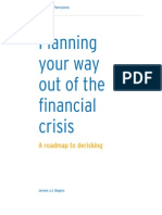 White Paper Planning Your Way Out of the Financial Crisis