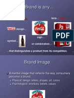 Brand Equity & Brand Identity