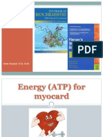 Energy for Myocard