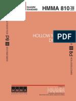 HMMA_810-09 Holow Metal Doors